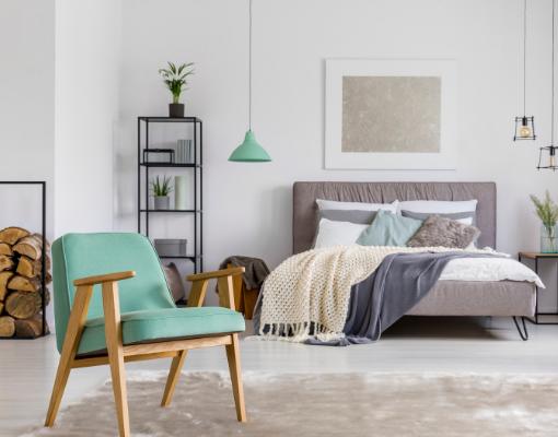 Bedroom-clean